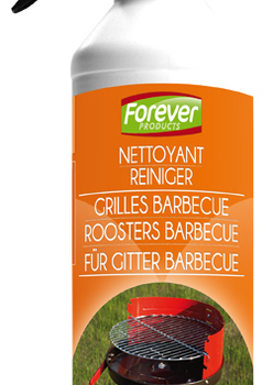 Nettoyant grilles barbecue