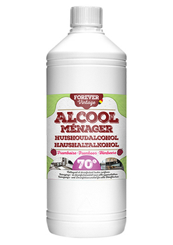 Alcool ménager 70° parfumé