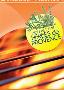 Allume barbecue aux herbes de Provence