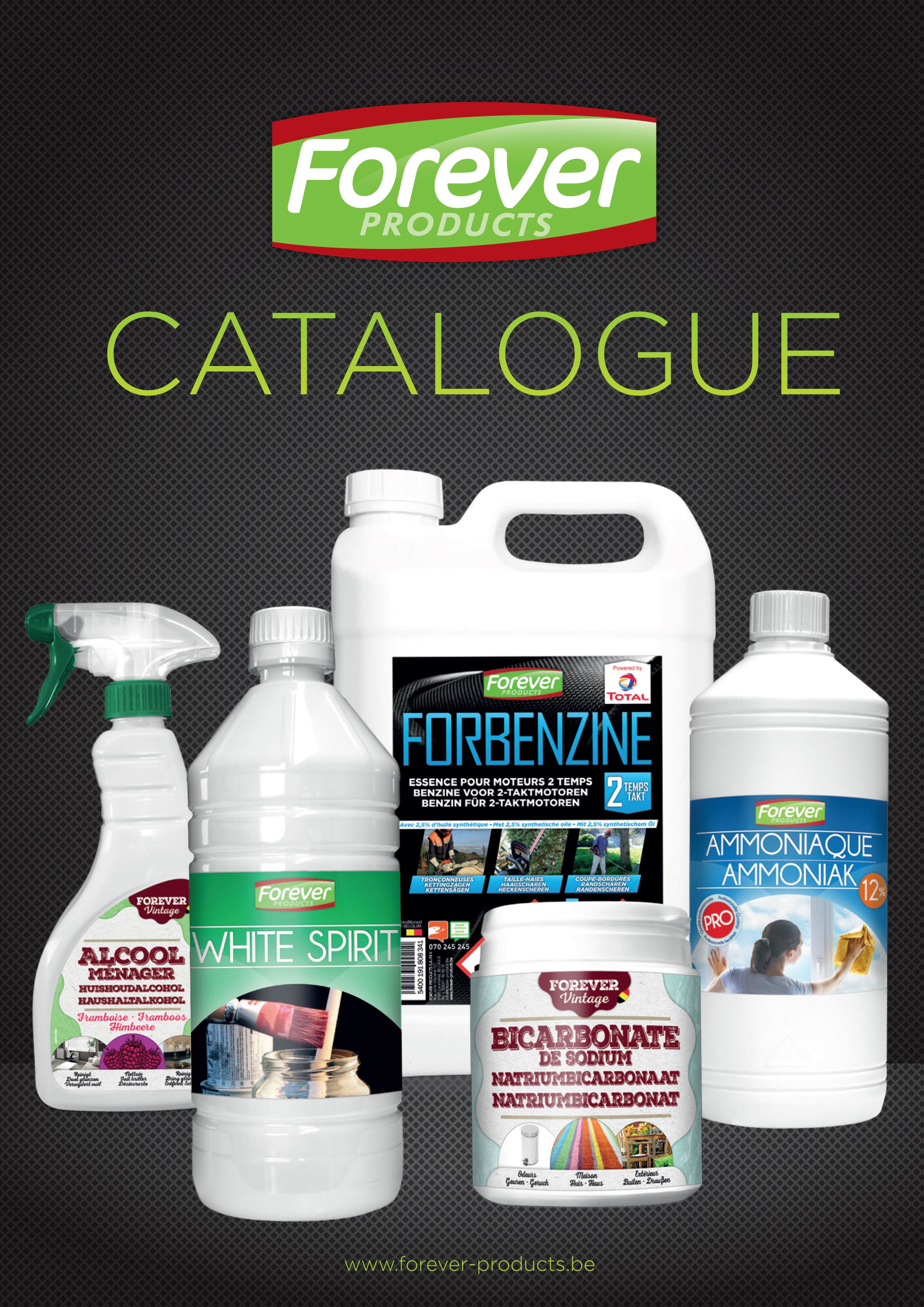Catalogue complet 2020 FOREVER PRODUCTS